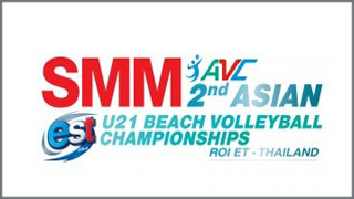 SMM Asian Beach Volleyball Championships 2017
